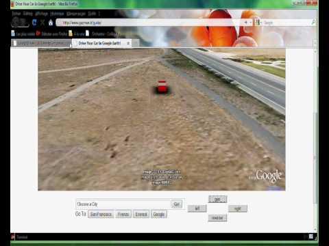 voyager autour du globe en 3d simulateur de voiture google earth youtube. Black Bedroom Furniture Sets. Home Design Ideas