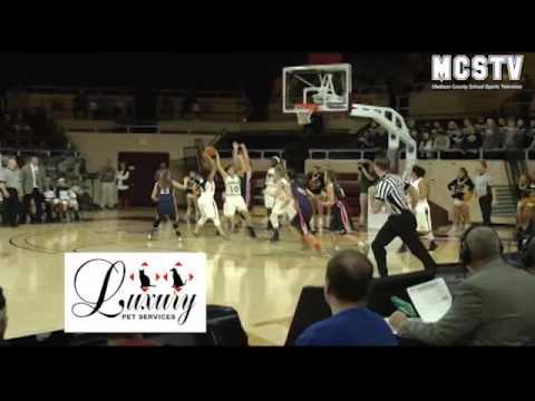 MSHS girls basketball vs Franklin County Regional 2016