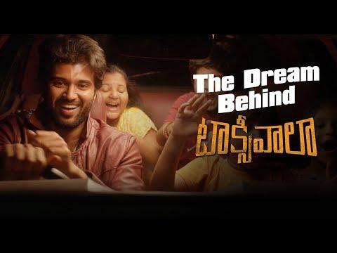 The Dream Behind Taxiwaala | Vijay Deverakonda | Priyanka Jawalkar | Malavika Nair | #Taxiwaala