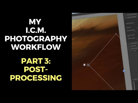 My ICM Photography Workflow - Part 3: Post processing in Photoshop & Analog Efex Pro 2