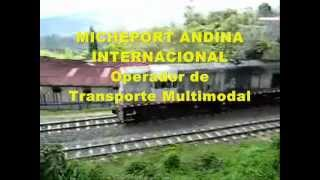 MICHEPORT , TRANSPORTE DE CARGA PERU BRASIL , TRANSPORTE MULTIMODAL