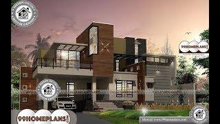 Indian House Design By 99HOMEPLANS COM [ Esp: M031 ]