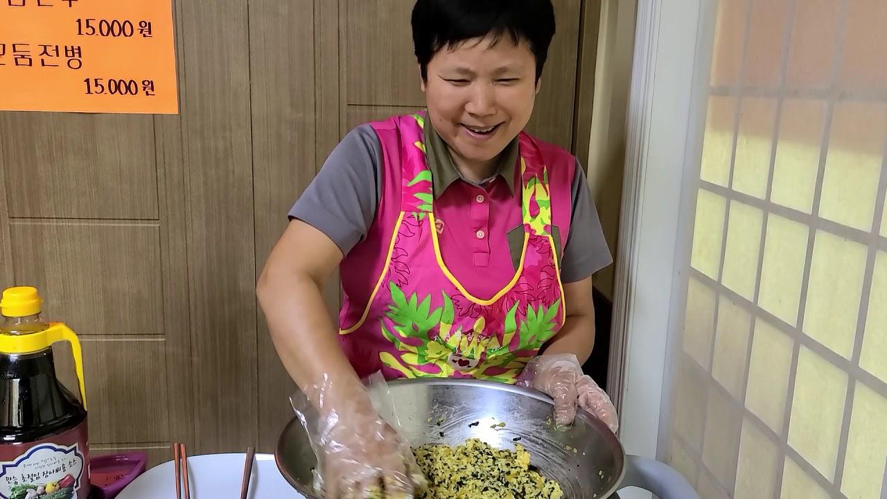맛난 주먹밥 만들때 제일 먼저 밥에 ㅁㅁㅁ을 넣어야 골고루 간을 맞추기 쉽다