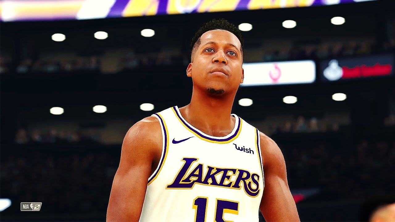 NBA 2K19 Prelude Ep 13 - Marcus Young Showdown / Lakers vs Spurs