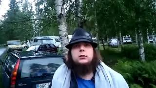 09/07/16 2245 SRAL 2016 tölkkiä povariin, OH2FHJ liftaritarinaa