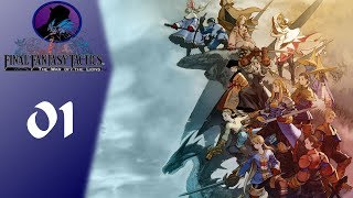Let's Play Final Fantasy Tactics: War Of The Lions - Part 1 - The G.O.A.T.!