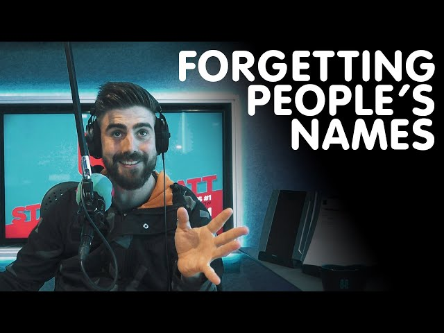 Forgetting People's Names | Hit105