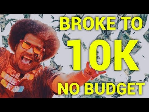 How To Make $10,000 A Month On Youtube With No Budget and FREE traffic - 2017 - 2018