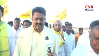 Face to Face With TDP Leader Payyavula Keshav over Handri Neeva Canal | CVR NEWS
