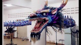2015年柔佛古庙 古来洪仙大帝体育会 炫光龙精彩纪录片