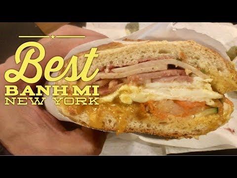 Best Banh Mi New York: Banh Mi Zon 443 East 6th Street East Village