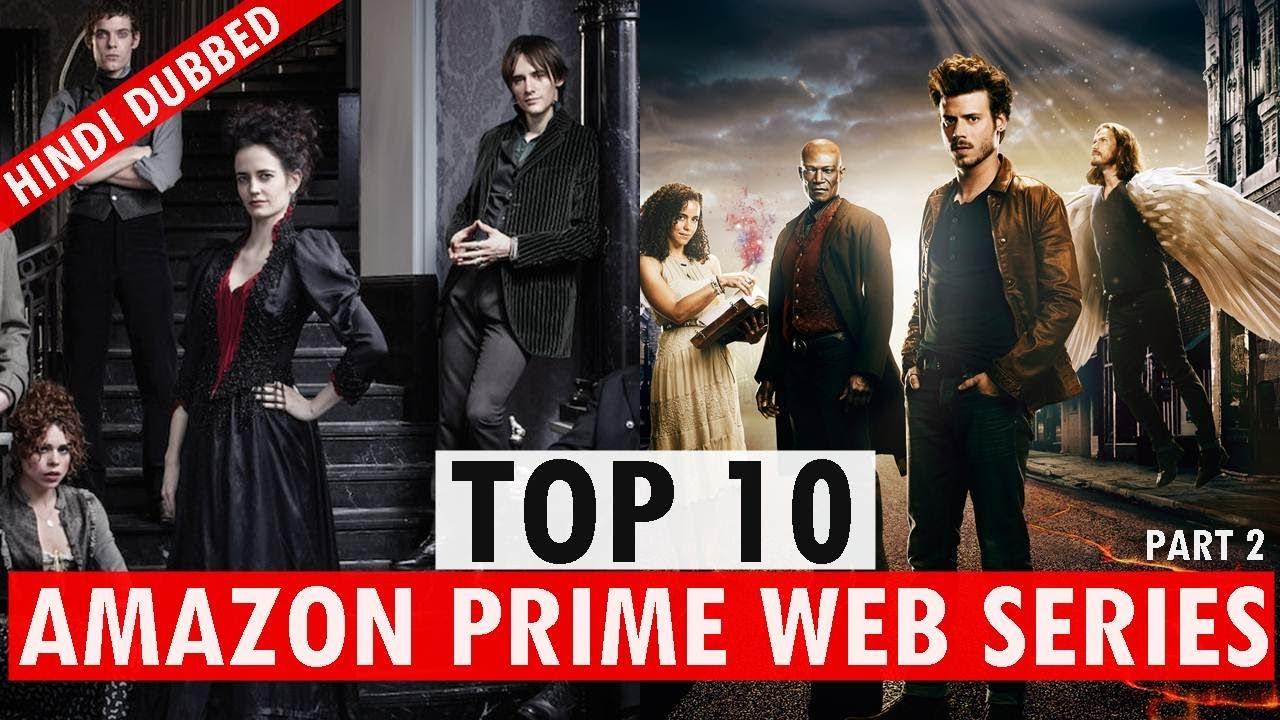 "Download Top 10 ""Hindi Dubbed"" Amazon Prime Web Series | Top 10 Amazon Prime New Hindi Shows 2021"