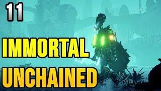 Zagrajmy w Immortal: Unchained - BURSZTYNOWY MONARCHA BOSS [#11]