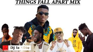 afrobeats 2019/ afrobeats mix 2019/ kofi kinaata things fall apart/ ghana music/
