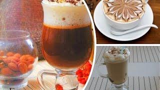 Латте, капучино и мокко на кофемашине Delonghi