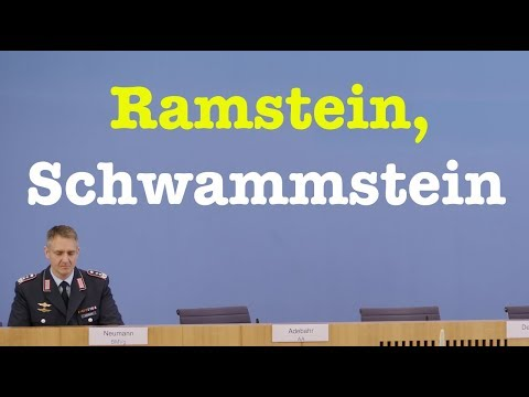 18. April 2018 - Bundespressekonferenz - RegPK