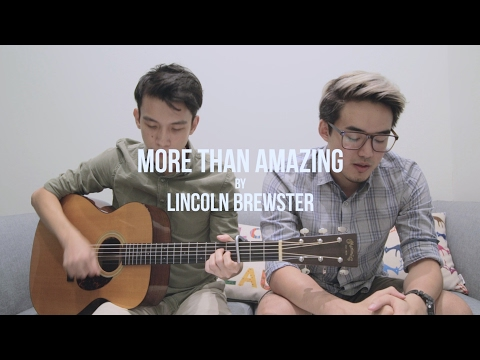 Guitar Tutorial: More Than Amazing by Lincoln Brewster