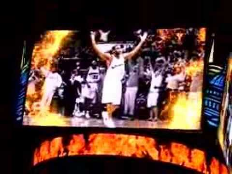 2008 Washington Wizards Playoff Video Part 1
