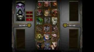Turok Rage Wars - All Characters