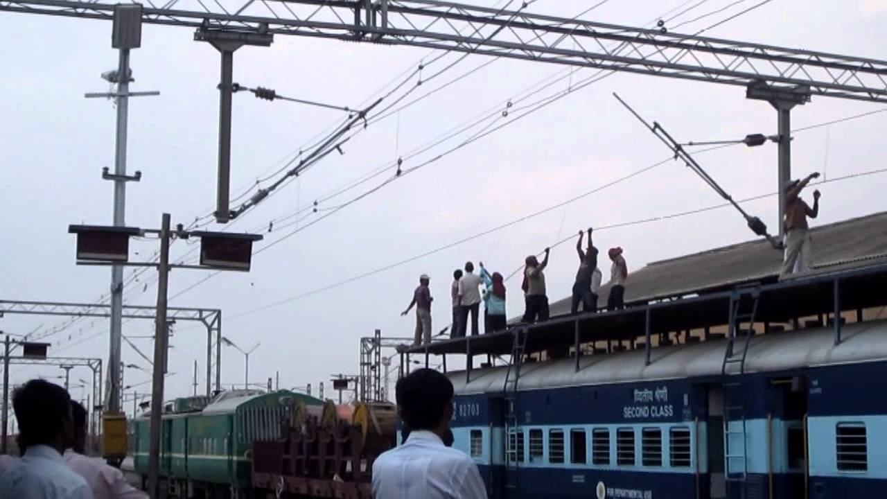 irfca   electrification of wadi junction  karnataka