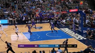 Quarter 3 One Box Video :Mavericks Vs. Kings, 10/19/2017