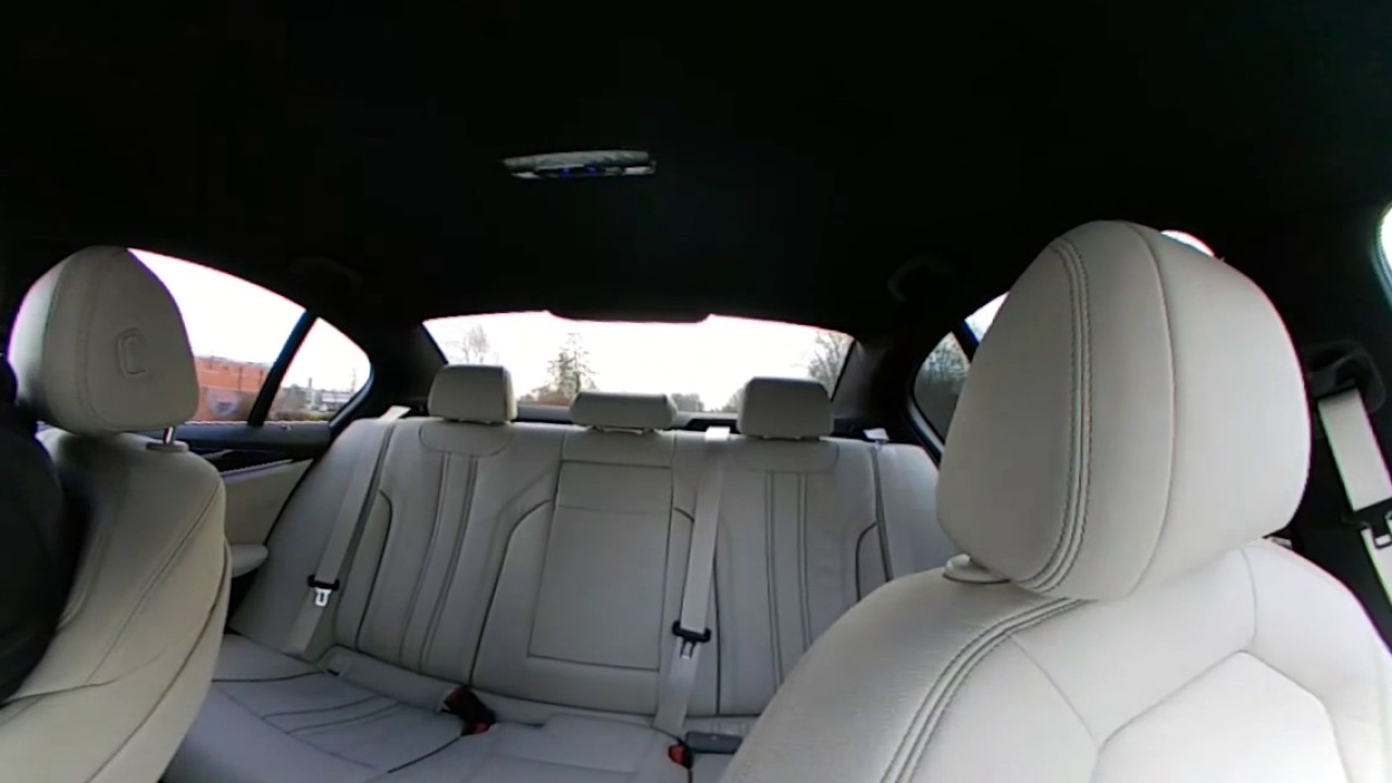 New BMW 5 Series VR 360 Test Drive  Bowker Motor Group  YouTube