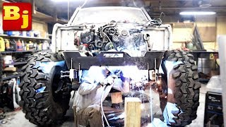 """A New Day - The """"WARN"""" Bumper Gets Finished!"""