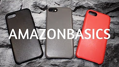AMAZON Basic Cases || Less Than $5 iPhone 7 Cases