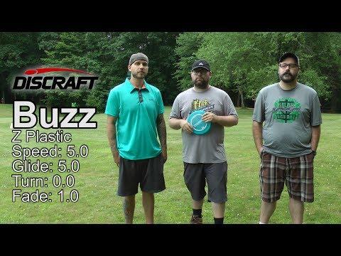 Discraft Buzzz Review