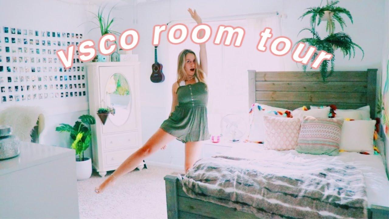 Vsco Room Tour 2019 Aesthetic Youtube