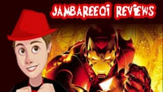 """Jambareeqi Reviews"" - The Invincible Iron Man"