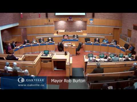 Council meeting of October 17, 2016