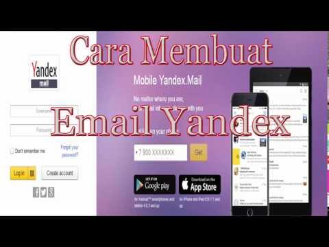 Full Tutorial How to Create an Email Account Yandex -Serba Cara