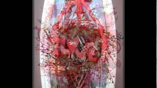 Valentine Wreath Ideas - Xmas Outdoor Decorations
