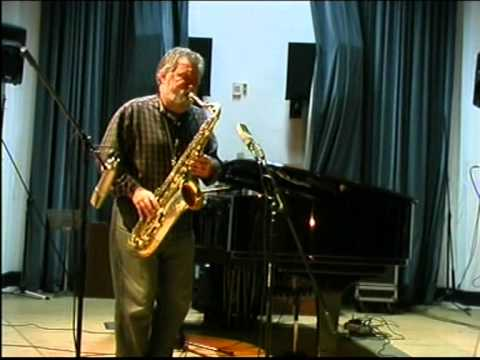 Charles Farrell and Evan Parker at Gateway Studios  Part 1