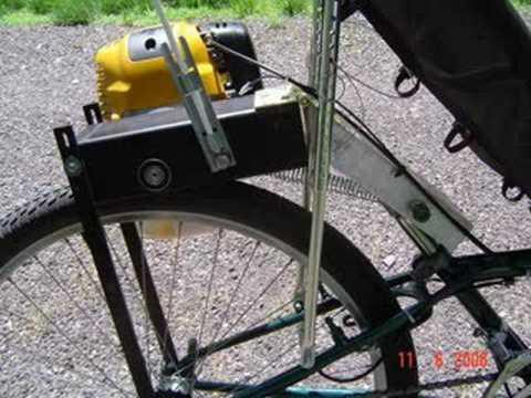 Staton Bike Engine Friction Drive Mount Modification Youtube