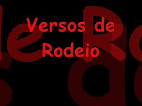 Versos De Rodeio Youtube