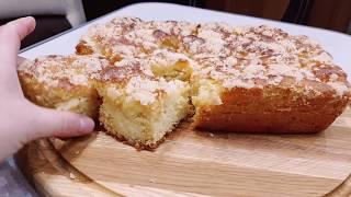 С таким сахарным пирогом торт ненужен You don t need cake with this pie