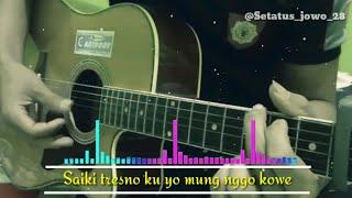 [456.69 KB] Saiki tresno ku yo mung nggo kowe ( lagu viral cover )