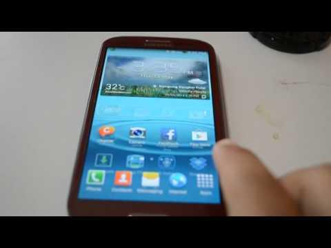 My Samsung Galaxy S3 Problem
