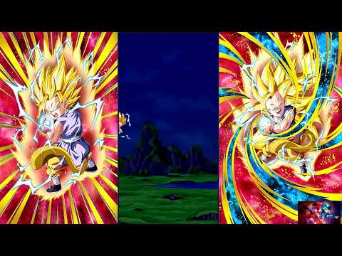 Dragon Ball Z Dokkan Battle JP Omens Of Awakening Super Saiyan 2 Goku GT