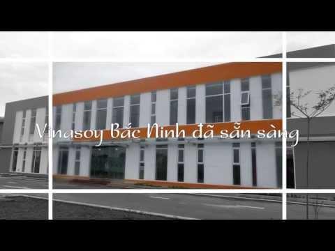 Lich su hinh thanh nha may Vinasoy Bac Ninh