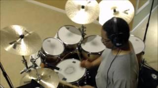 lowdown boz scaggs drum cover by jarod