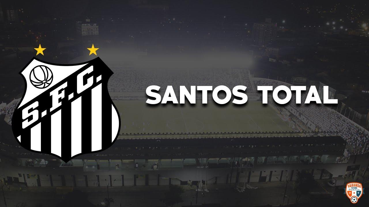 SANTOS TOTAL | AO VIVO | 27/07/2021