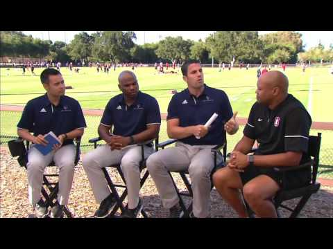 PAC-12 FOOTBALL TRAINING CAMP: STANFORD