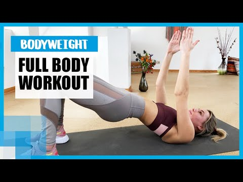 20 MIN Bodyweight-Workout