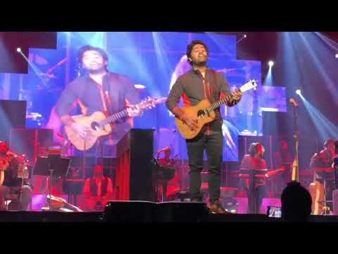 Arijit Singh Live Concert in USA 2019 ||Full HD || Unforgettable Evening..!!