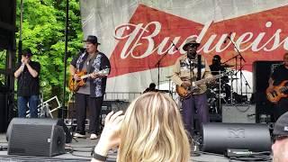 Linsey Alexander - Live @ Bluesfest 6-8-18 - Mr Jamzilla's up close view