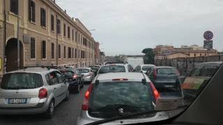 ON-BOARD 118 Emergency  Ambulanza bloccata nel traffico Roma
