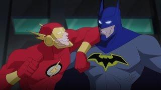 Бэтмен без границ : Бэтмен и Флэш против Гепарды (1x06)